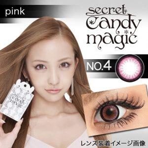 ジル/ピュアドロップ(jill-puredrop pink)ピンクに似てるカラコン