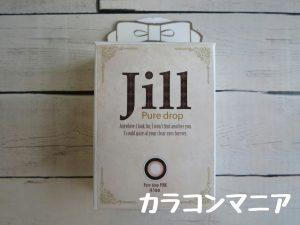 ジル/ピュアドロップ(jill-puredrop pink)ピンクのパッケージ
