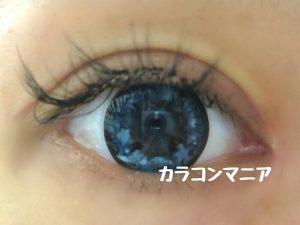 セシル/クリスタルスター(ブルー)は青コンだが黒コンにも見える