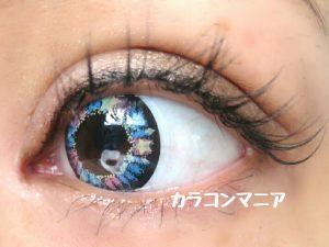 セシル /キャンディソーダ(カラフルピンク)のレビュー画像/星がはっきり見える