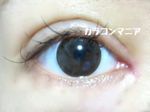 近藤千尋ちゃんのツッティ/ルチア(tutti LUCIA)ヴェールブラウン ワンデーの口コミ画像