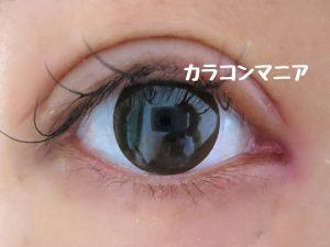 近藤千尋ちゃんのツッティ/ルチア(tutti LUCIA)ヴェールブラウン ワンデーのレビュー画像
