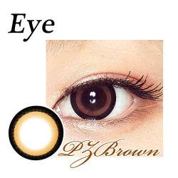 ジル ピュアドロップJill Pure drop(ブラウン)に似てるカラコンはジーニー オズ ブラウン(geeenie OZ Brown)