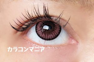 Jillジル シャーベット(ピンク) は着色直径14.5mmで、盛れて安心