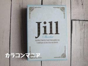 Jillジル シャーベット(ピンク)の箱・パッケージ