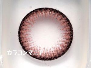 Jillジル シャーベット(ピンク)の大きさや着色直径